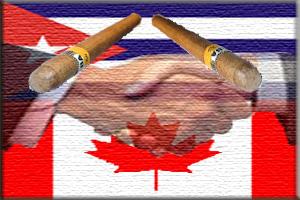 Cuba - Canada || Cigar Trade